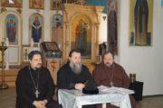 Приходское собрание Покровской церкви г. Городище